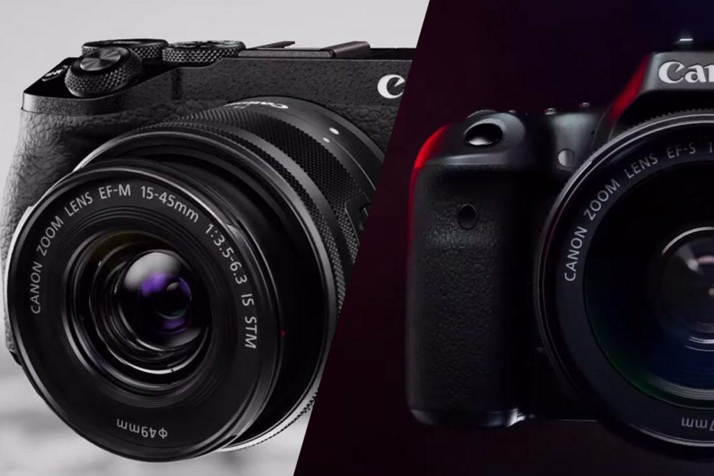 Le nuove Canon EOS 90D e M6 Mark II svelate per errore!