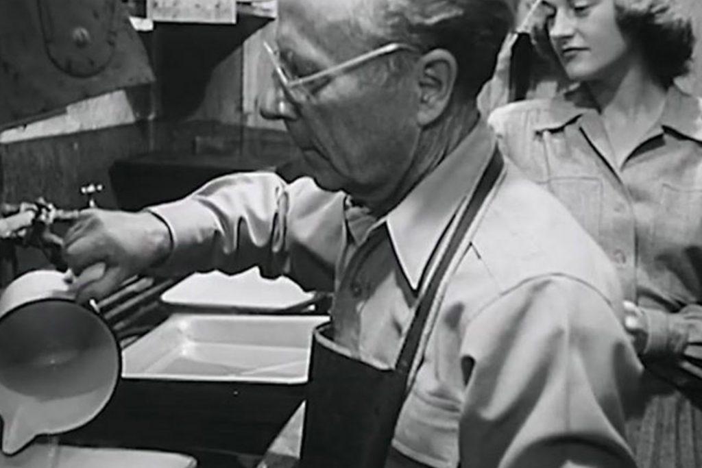 Pura magia: ecco come Edward Weston processava le sue immagini
